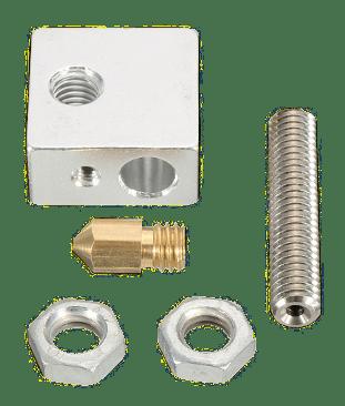 Heat block parts
