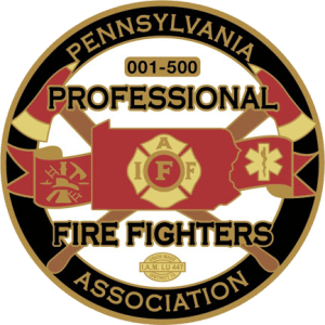 Endorsed by the PA Professional Firefighters Association!