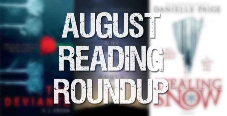August 2016 Reading Roundup