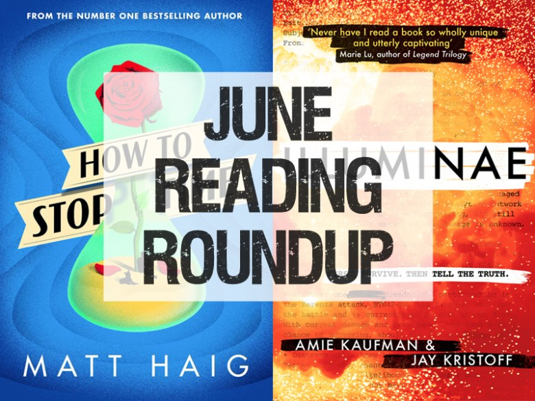 June Reading Roundup