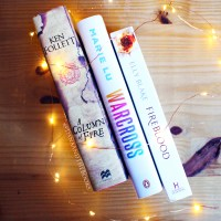 September October 2017 Book Haul