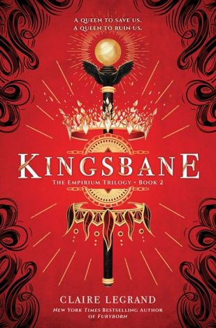 Kingsbane - Claire Legrand