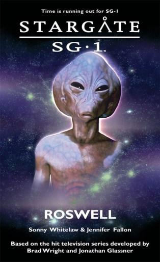 Stargate SG-1: Roswell Stargate book cover