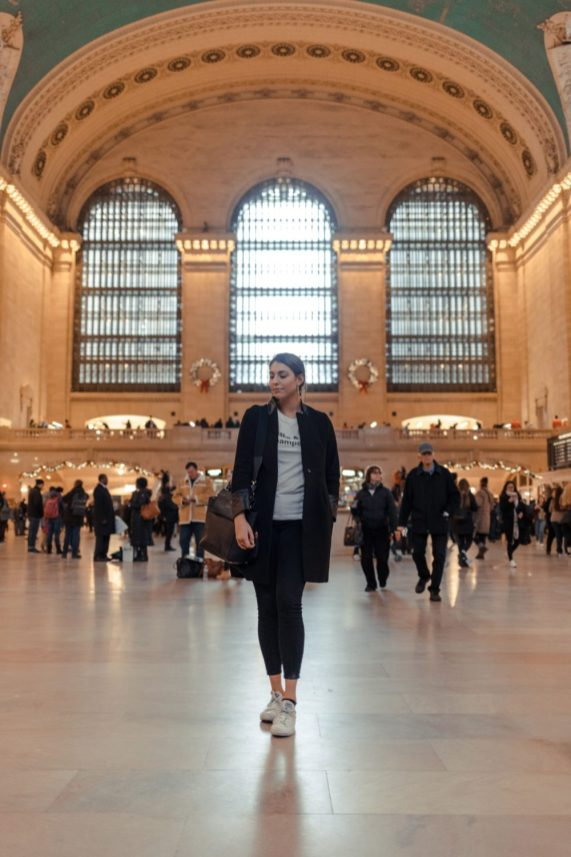 Grand Central NYC Instagram Spots: Grand Central Station
