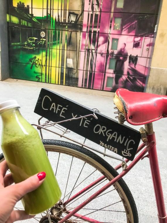Barcelona   Fresh Juice