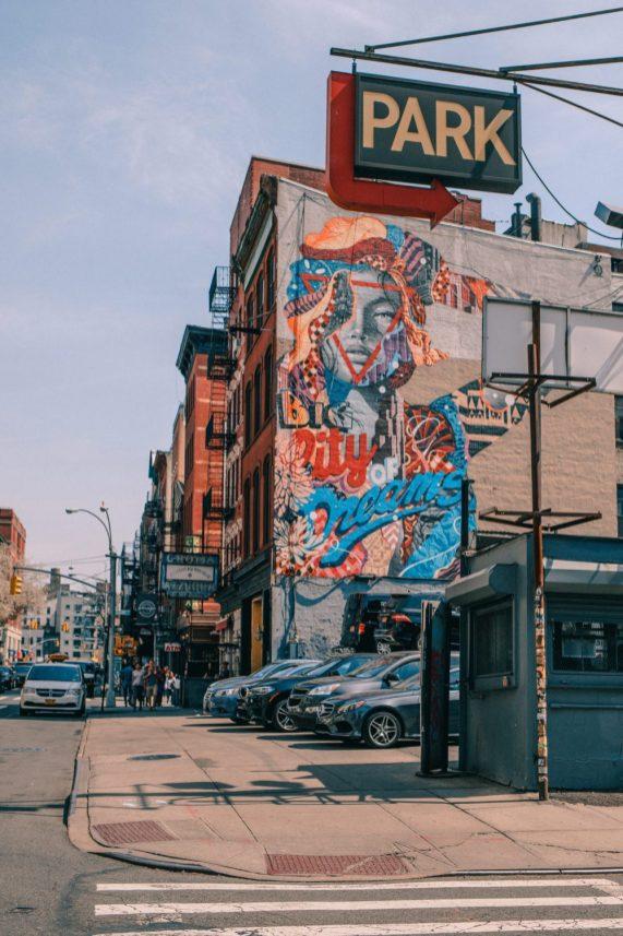 new york new york big city of dreams