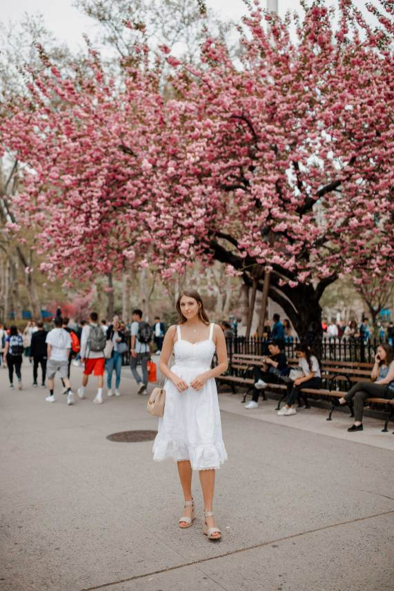 6 Things to do in NYC During Spring | How to Spend Spring in NYC | NYC Spring Photography