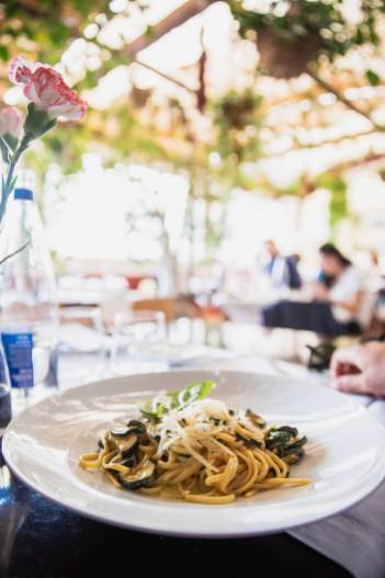 michelangelo restaurant capri