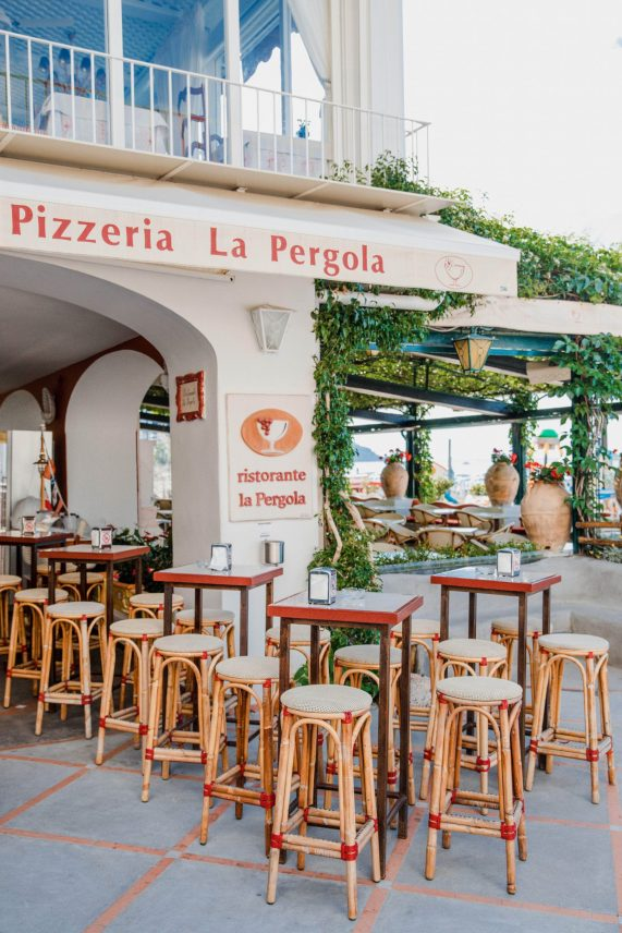Ultimate 4 Day Positano Italy Travel Itinerary | What to See & Where to Eat: Bar Buca di Bacco