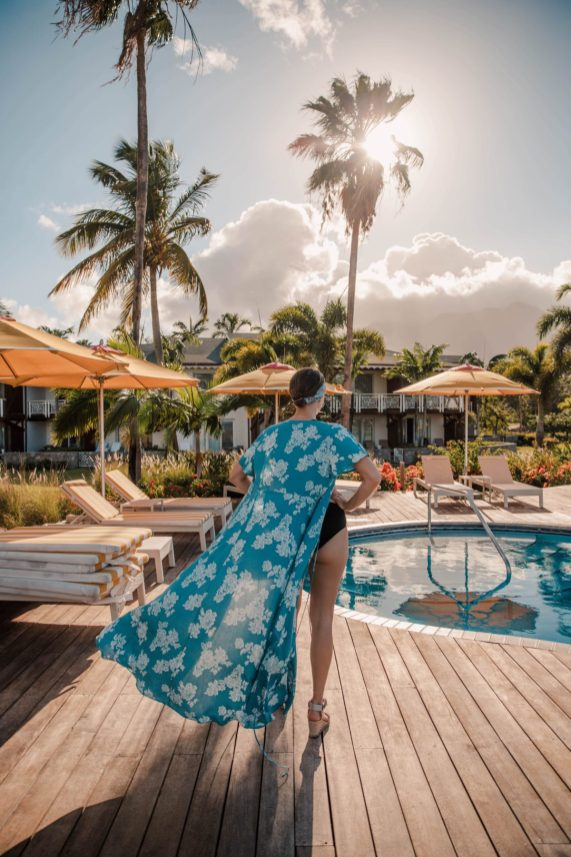 What to Pack for a Caribbean Vacation: High Waisted Swimsuits   Dana Berez What to Pack for a Caribbean Vacation: Andre Assous Espadrilles   Dana Berez Vacation Packing Guide Packing Guide