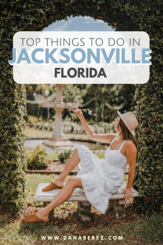Fun Jacksonville Travel Guide Top things to see and do in florida Dana Berez Travel Blog Jacksonville Beaches