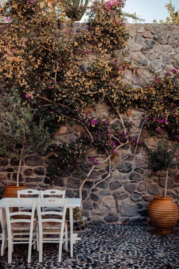 Ducato wine hotel santorini