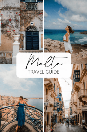 Ultimate Malta Travel Guide Top Things to See & Do in Malta With Map