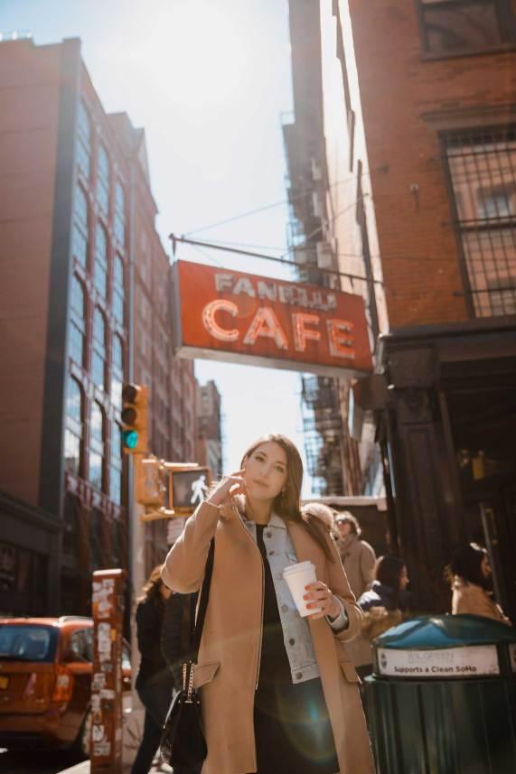 Fanelli Cafe soho