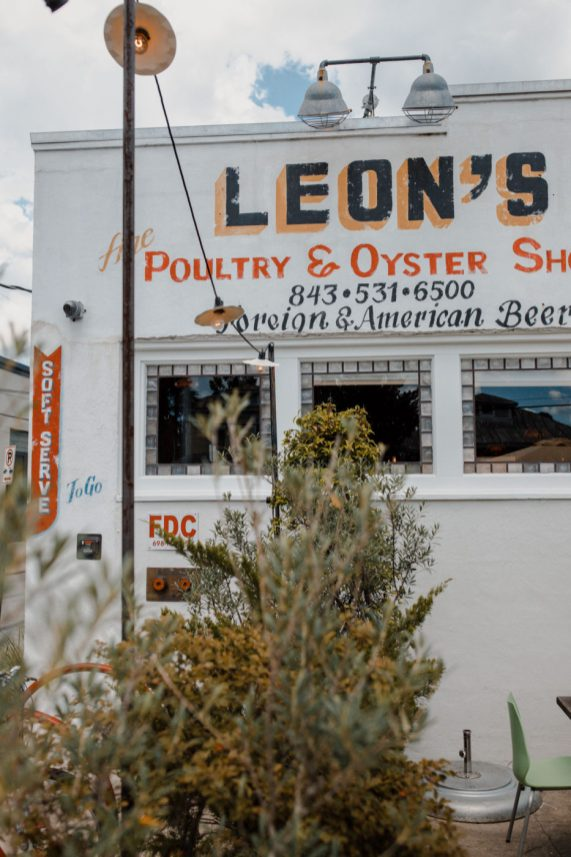 leon's charleston