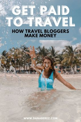 How Travel Bloggers Make Money