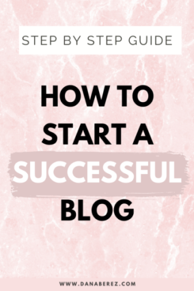How to start a blog that makes money in 2020. Step by step guide