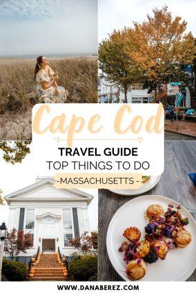 Cape Cod, Massachusetts Travel Guide