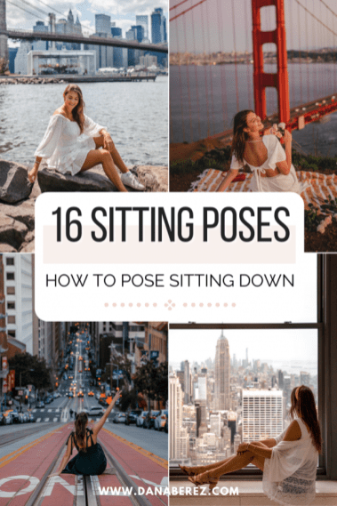 sitting poses for pictures