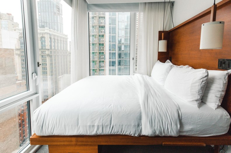 hotels with best views in nyc
