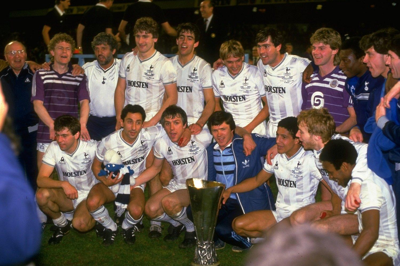 gary steven uefa cup 1984