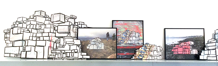 New work- Local Exhibition