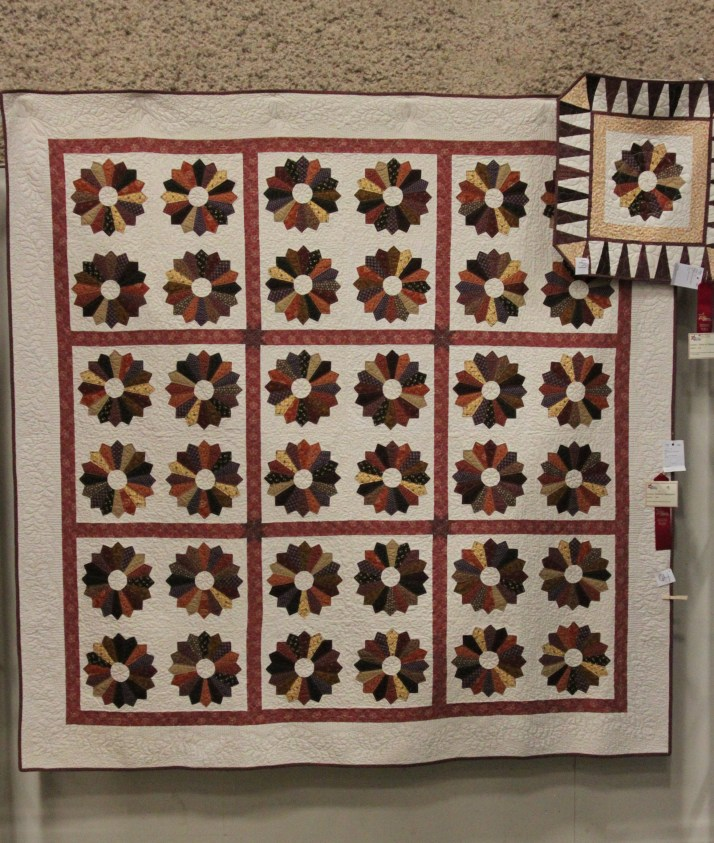 Dresden Quilt at Fair