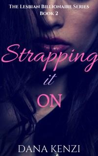 Lesbian Billionaire Book 2 Cover