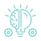 Materializa los cambios qeu quieres hacer siguiendo el proceso de design thinking