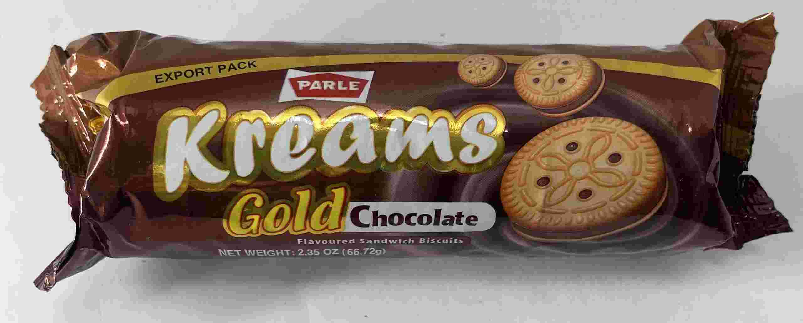Parle Kreams Gold Chocalate