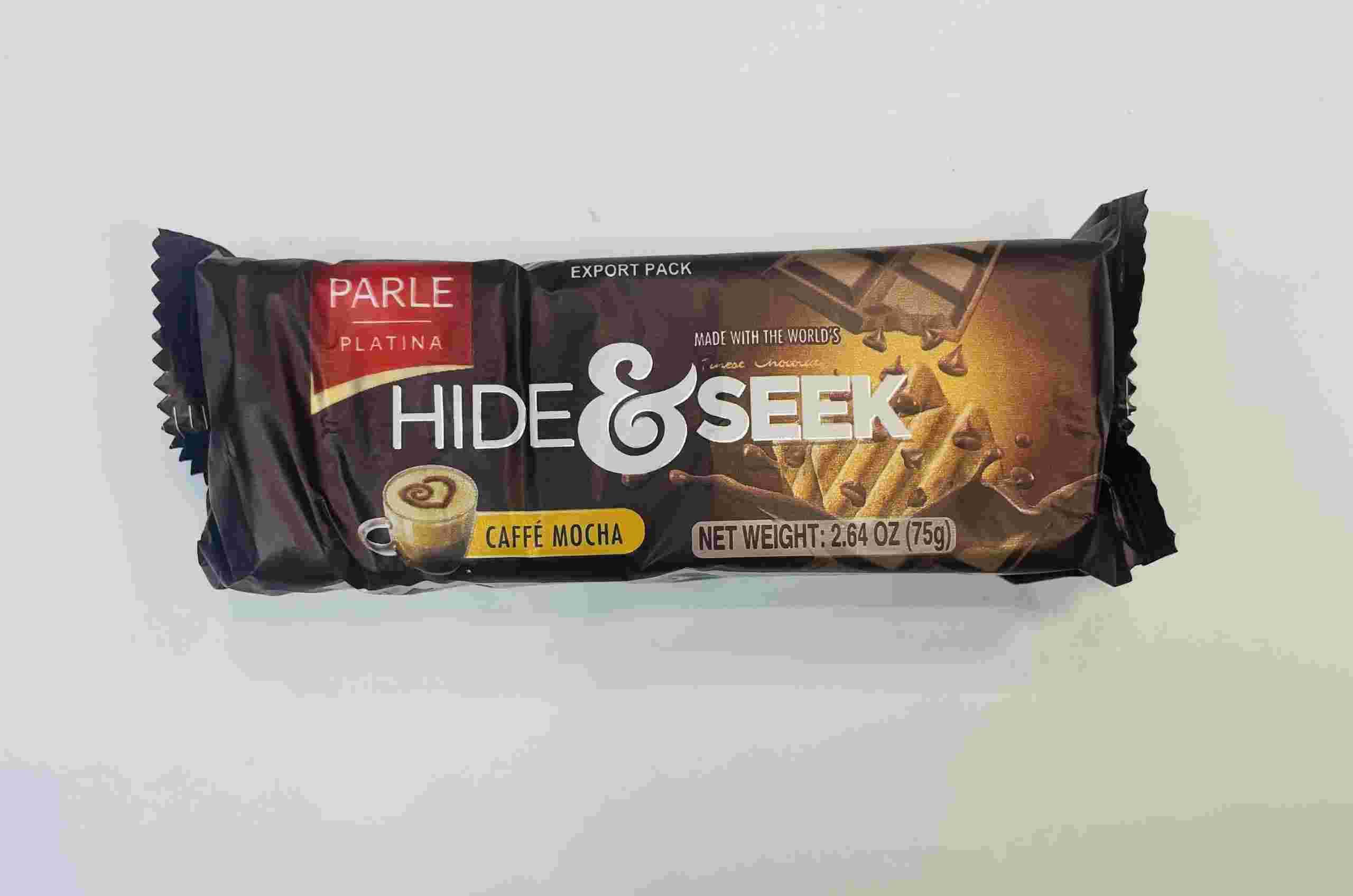 Parle Hide & Seek Caffe Mocha