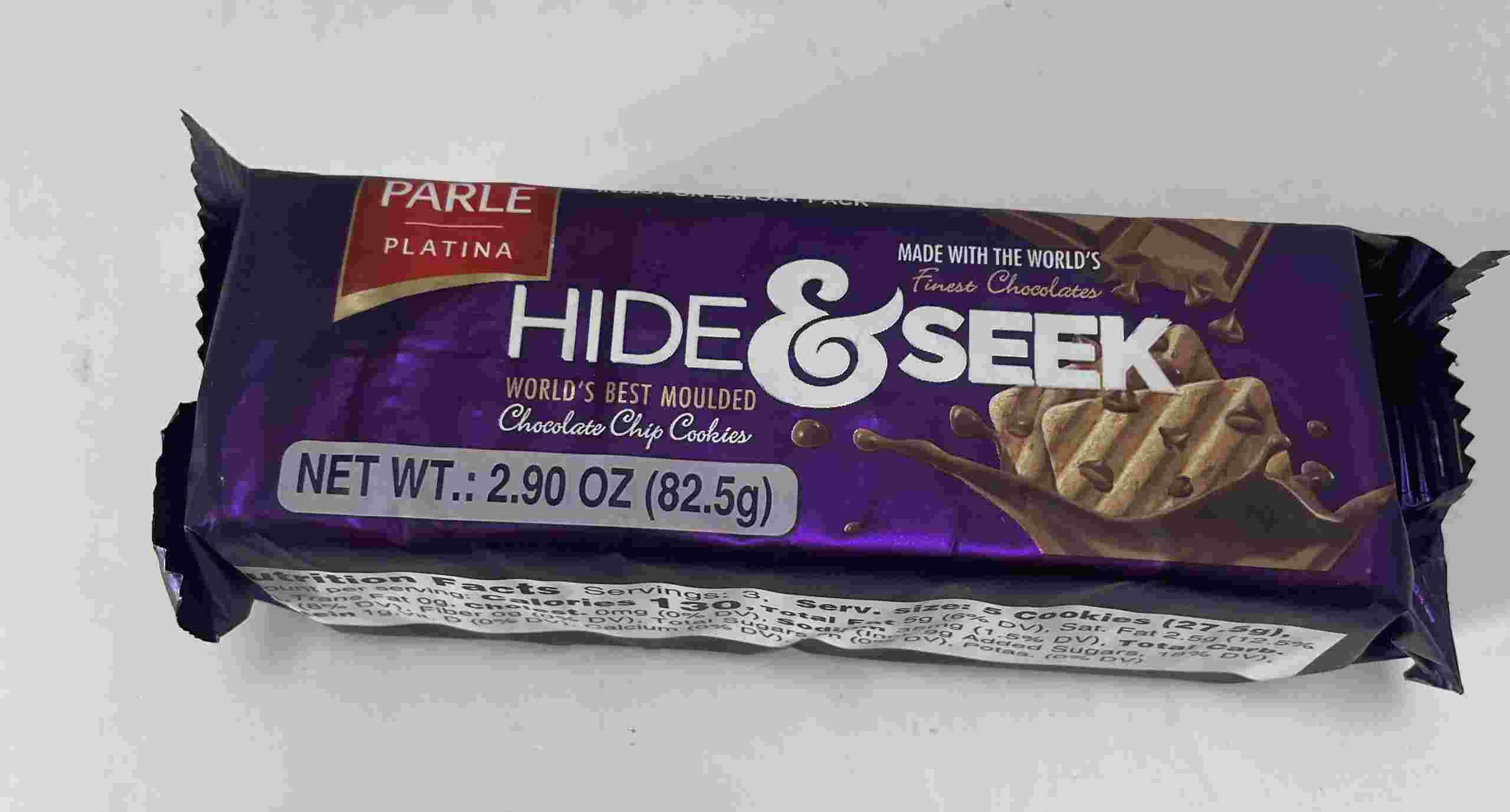 Parle Hide & Seek Chocolate Chip Cookie