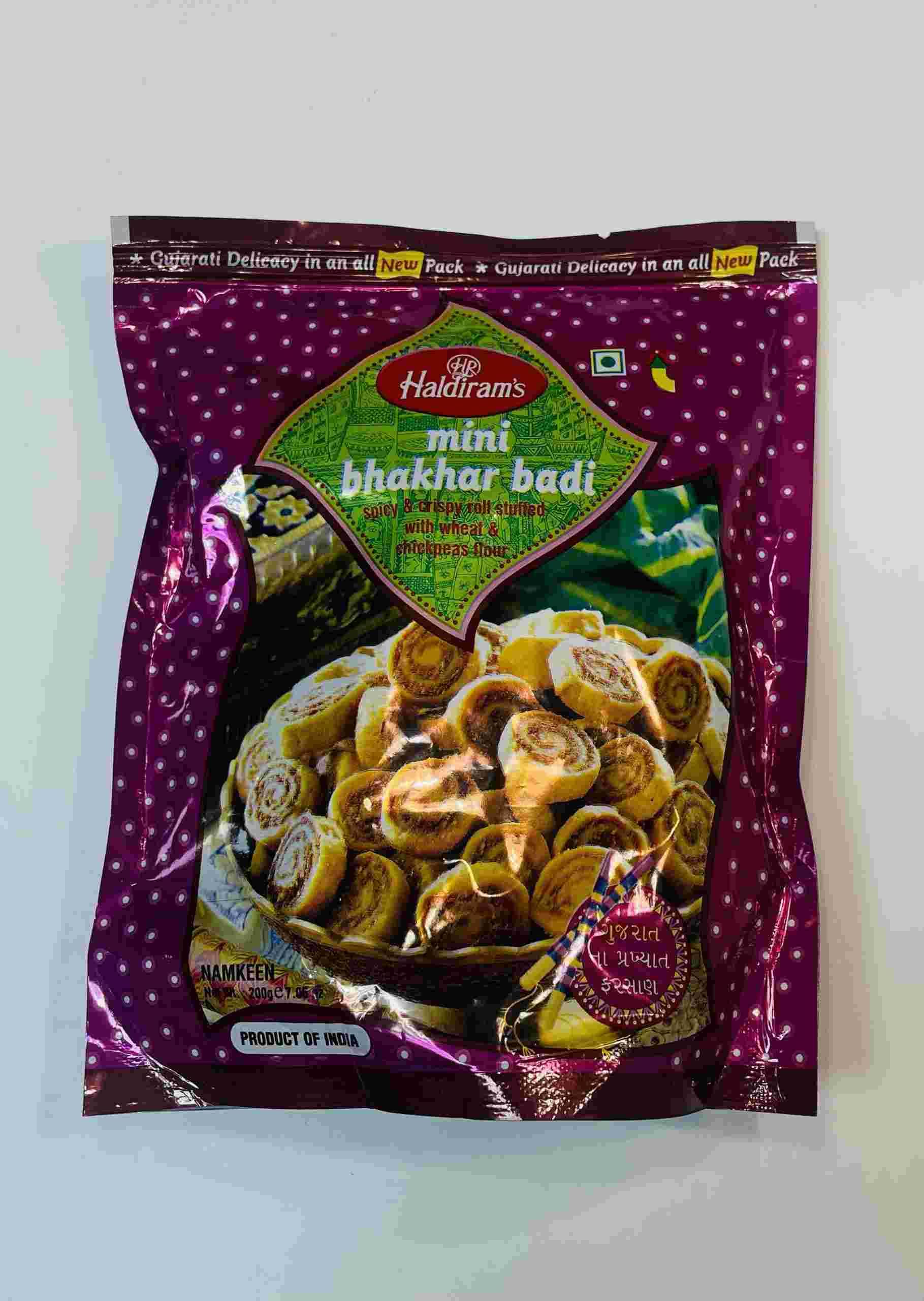 Haldiram's Mmini BHAKHAR BADI