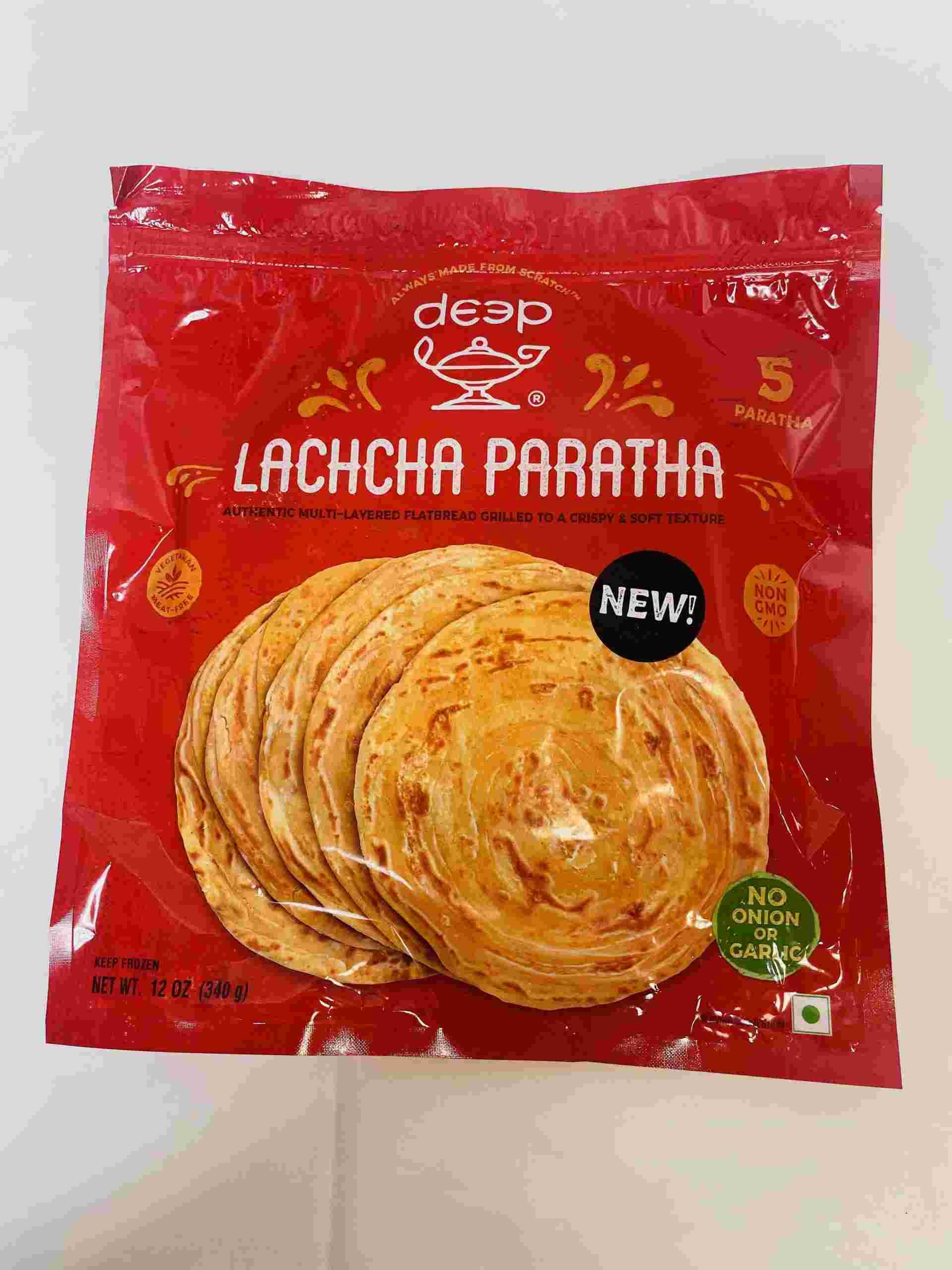 Deep  Lachcha Paratha 5 Pieces