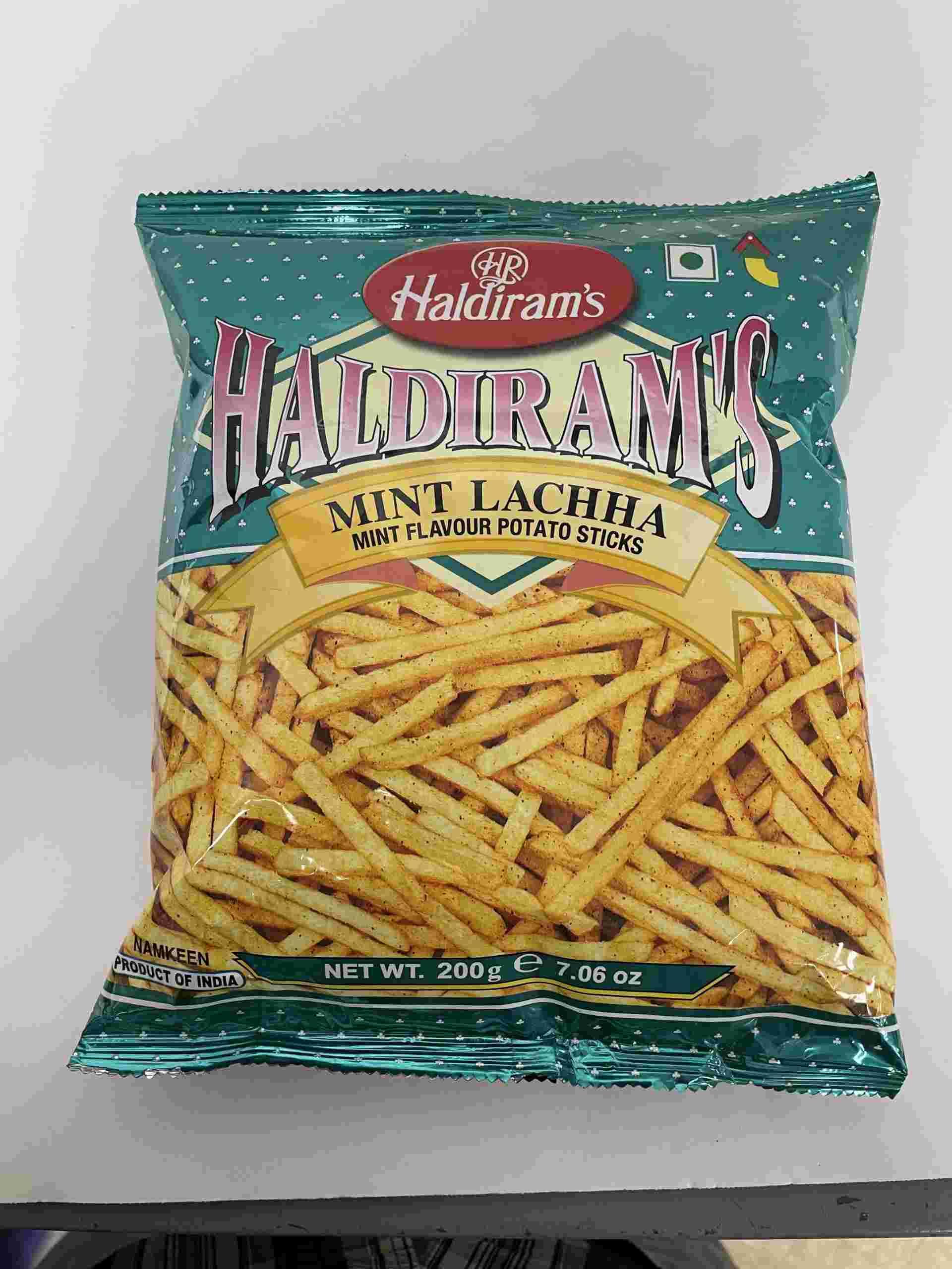 Haldiram's MINT LACHHA
