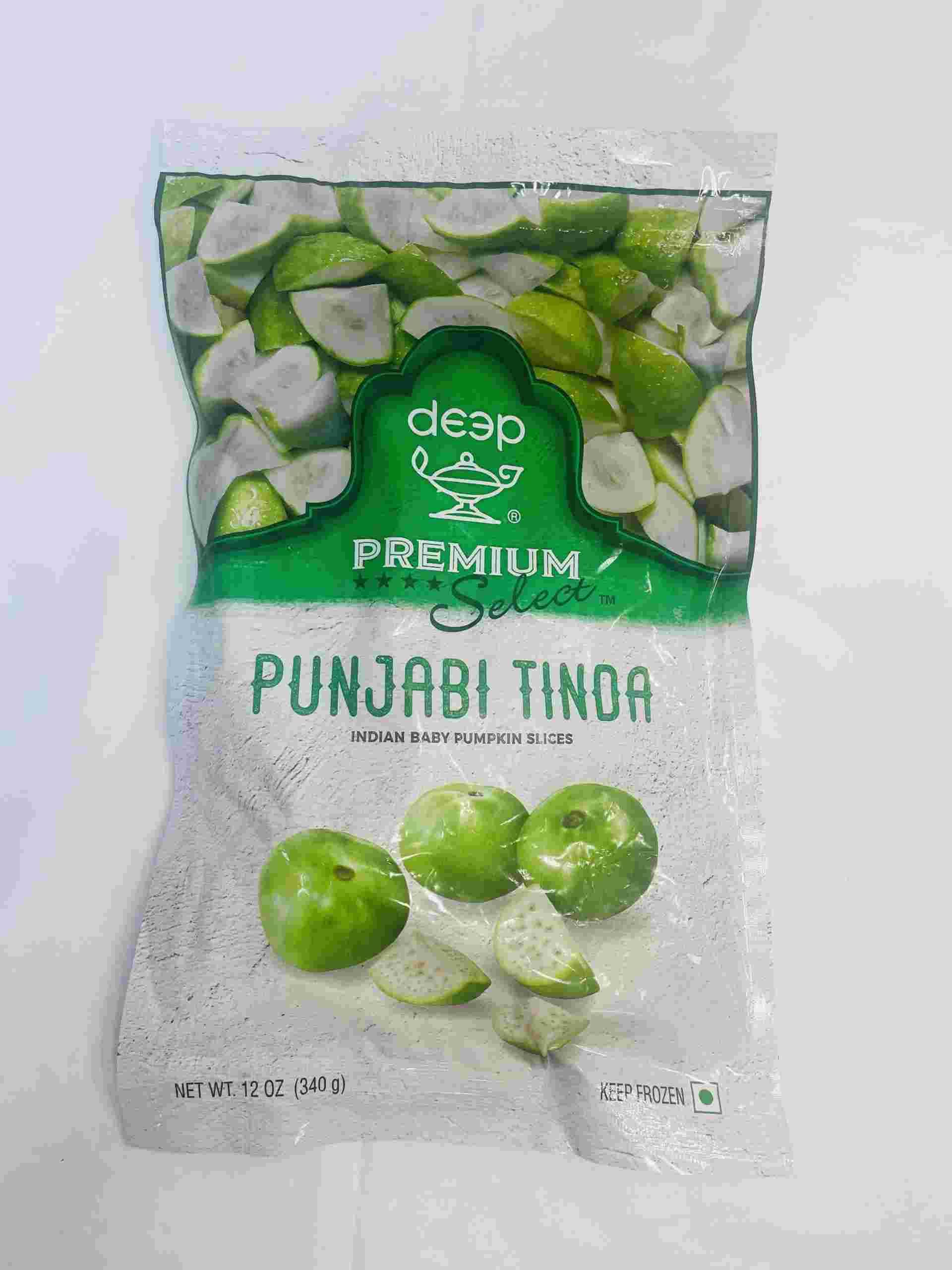 Deep  Punjabi Tinda (Slices )