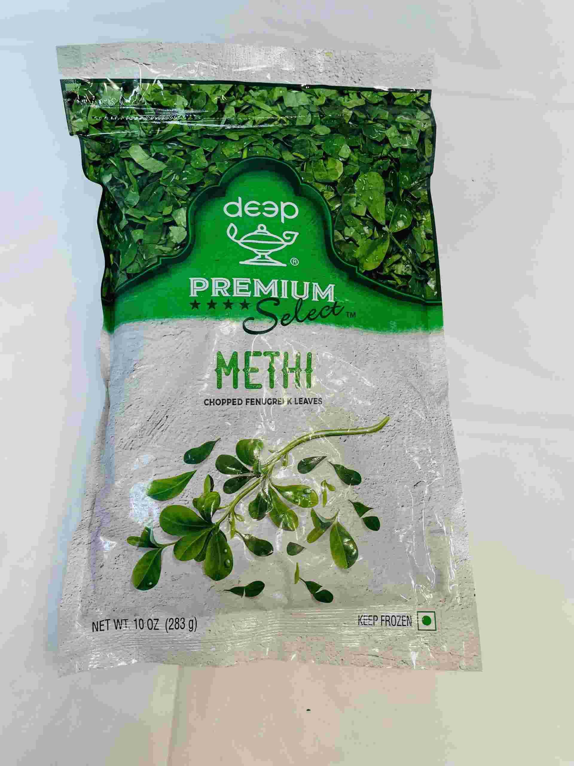 Deep  Methi (Chopped In In Leaves)