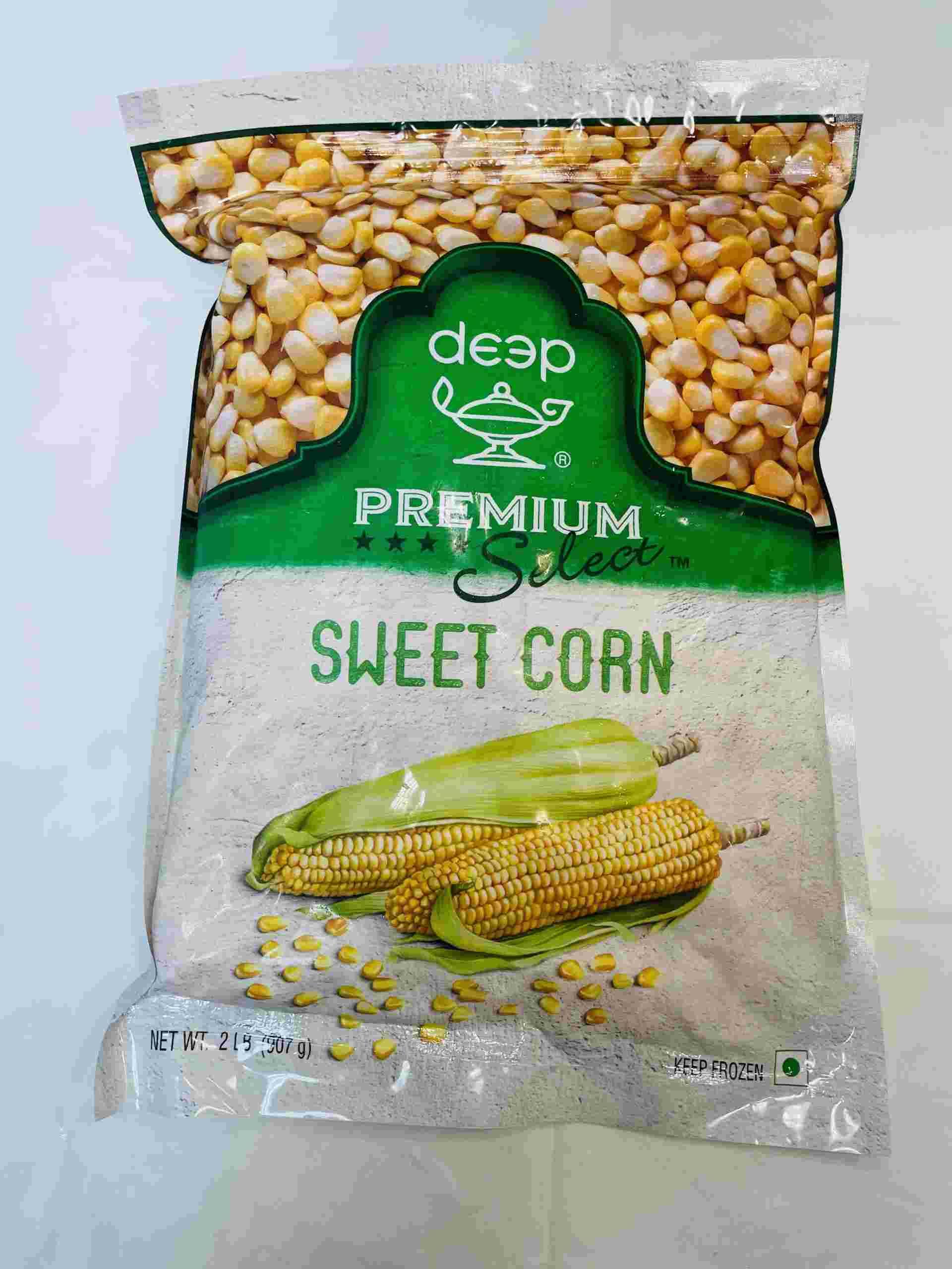 Deep  Sweet Corn