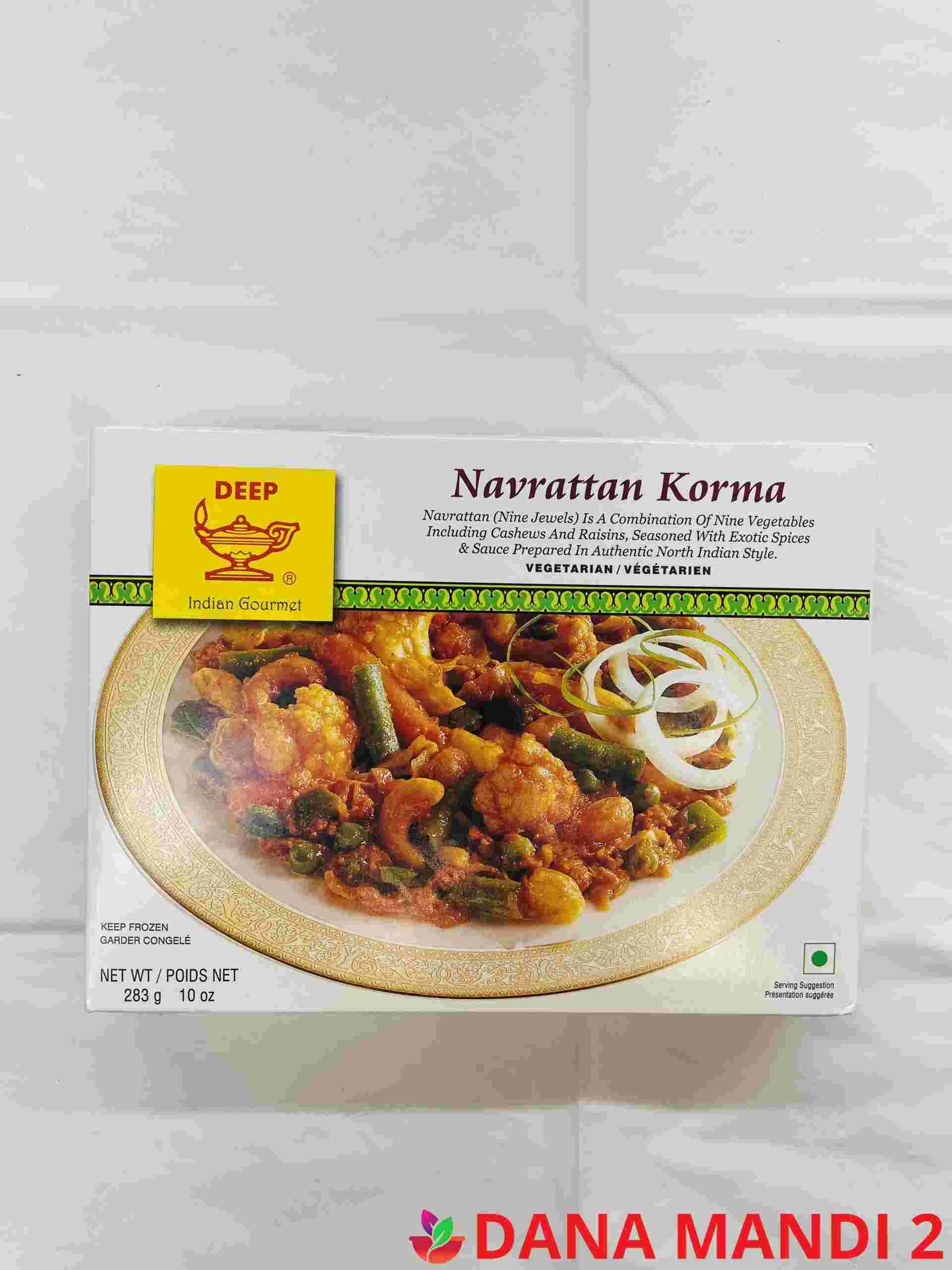 Deep  Navrattan Korma
