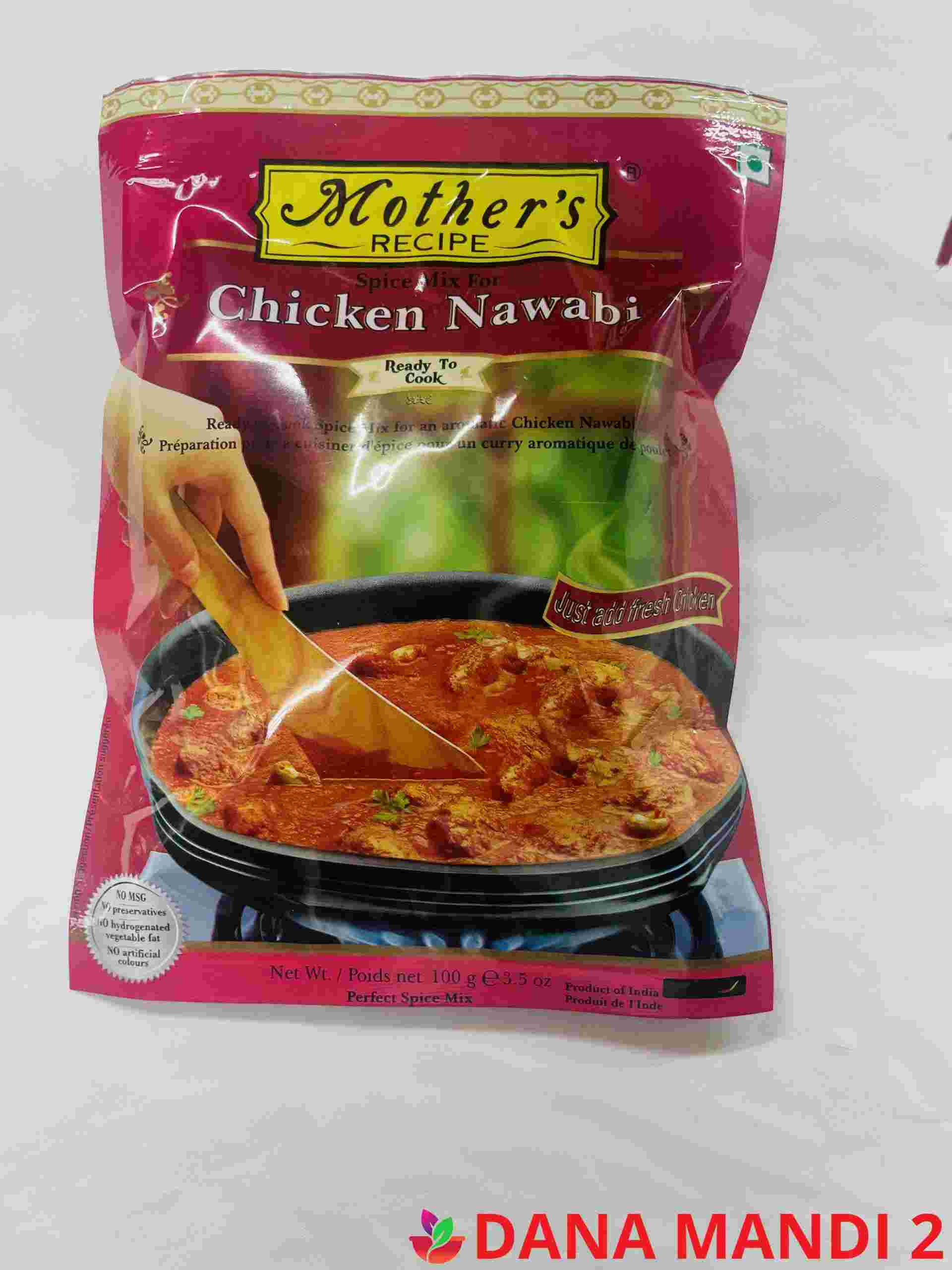 Mother's Spice Mix For Chicken Nawabi