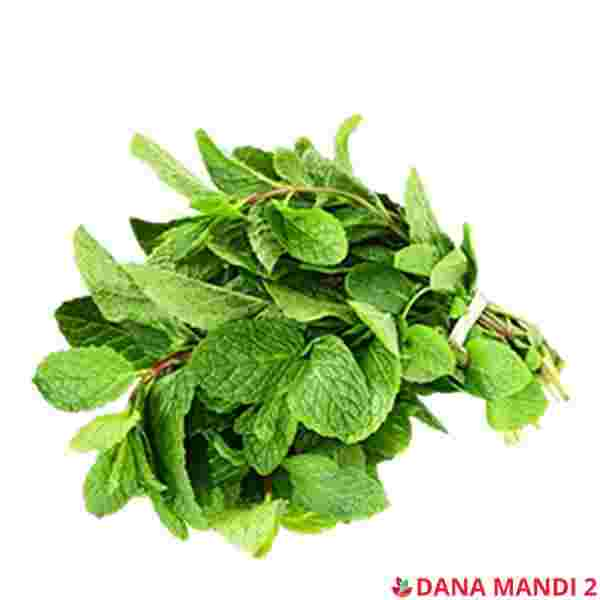 Mint leaves (sold by bunch)