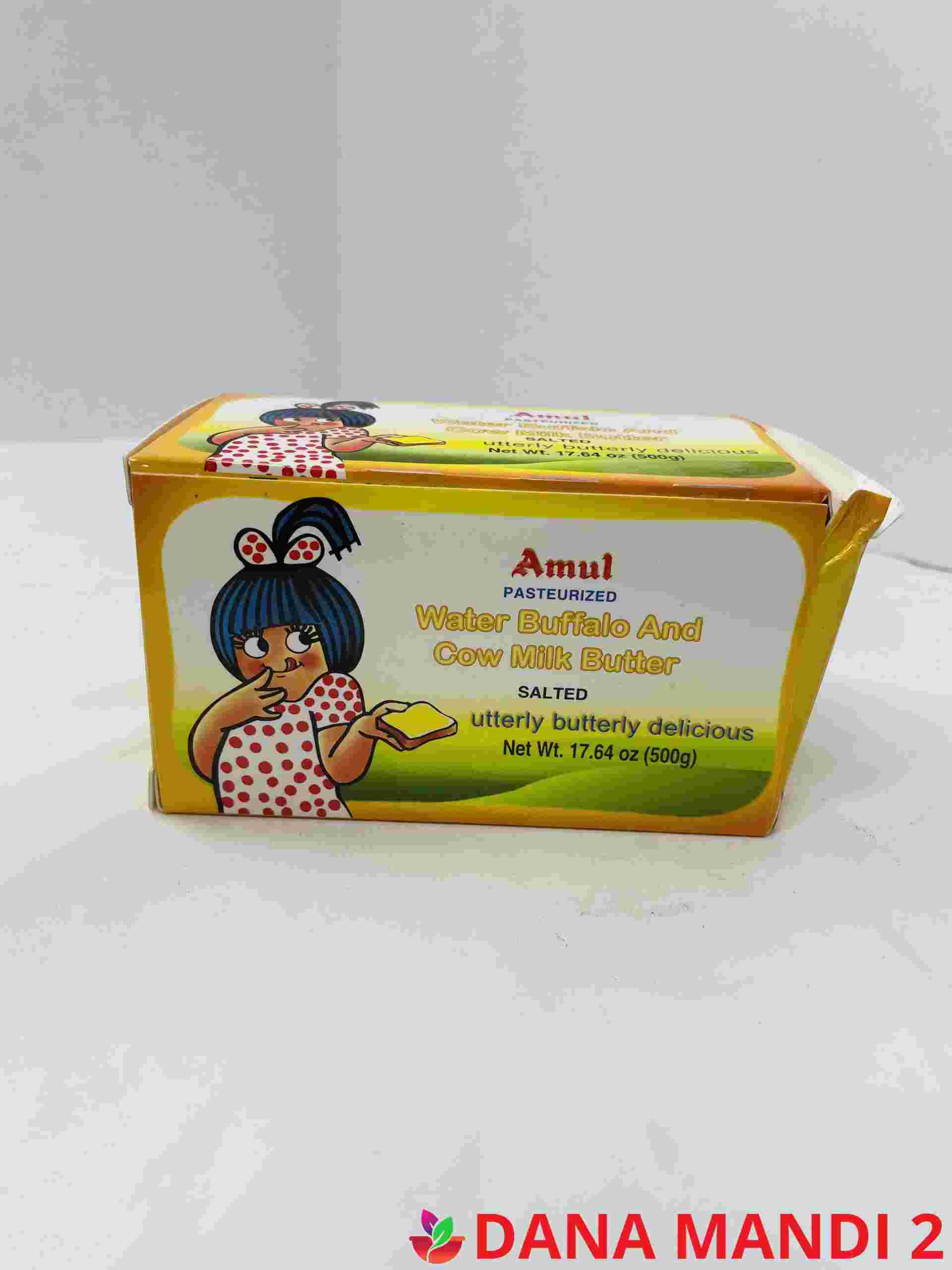 Amul Salted Butter Salted ( Big Size )