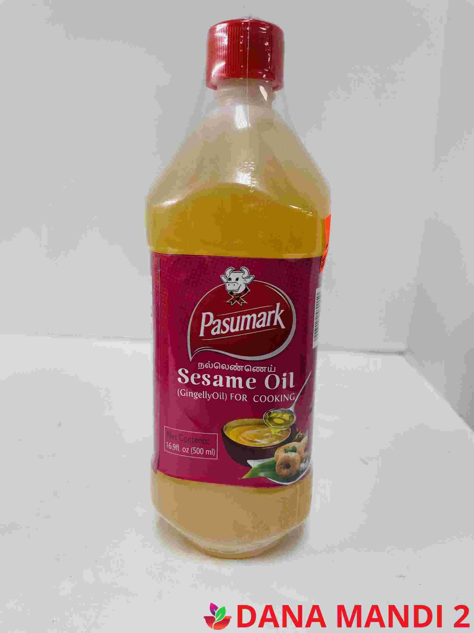 PASUMARK Sesame Oil Gingelly ( Til ) Oil