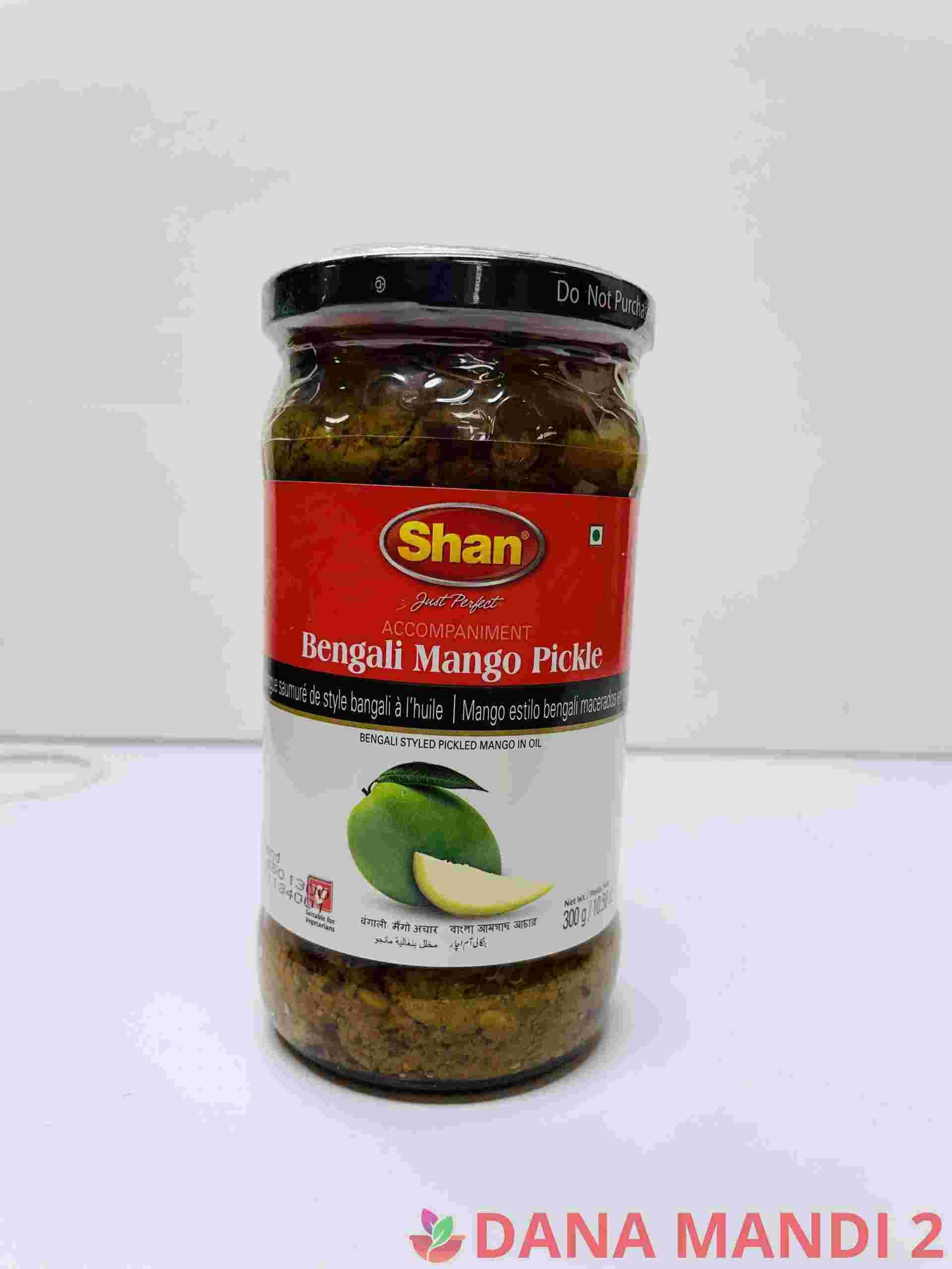 Shan Shan Bengali Mango Pickle