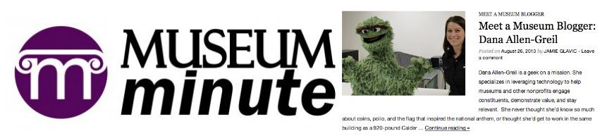Meet a Museum Blogger