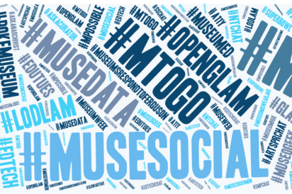 Glossary of Museum-Related Hashtags