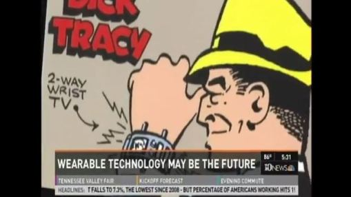 Is wearable tech the next big thing?