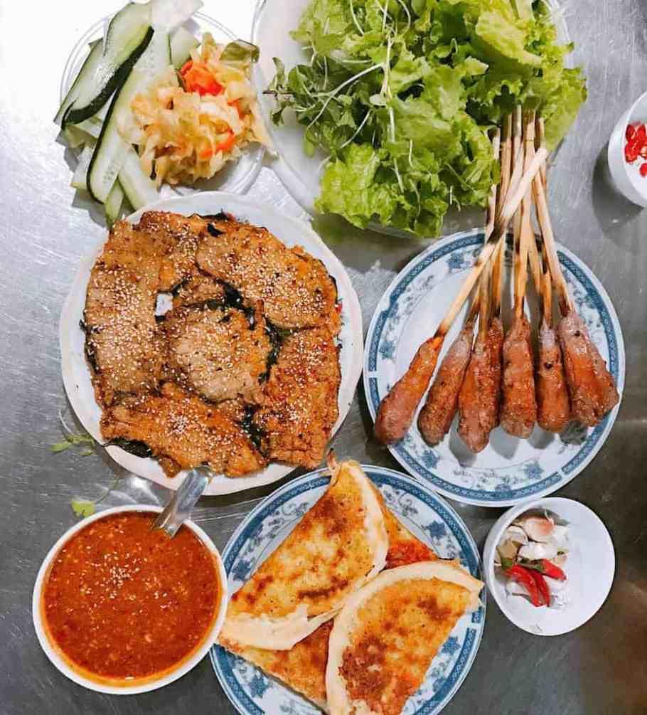 Bánh ép Huế – Nguyễn Thị Minh Khai