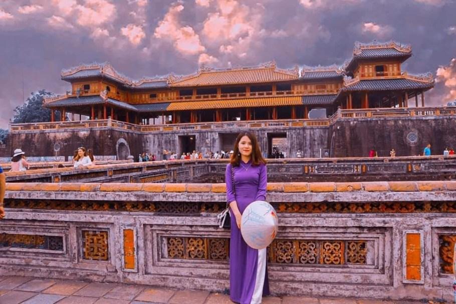 Thuê xe từ Đà Nẵng đi Huế