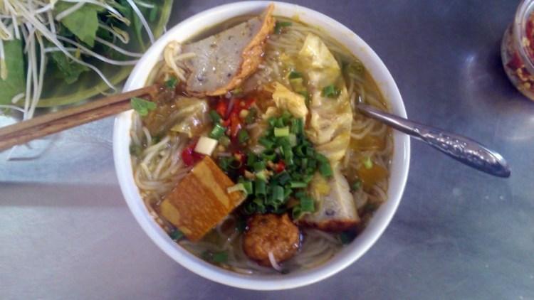 ẩm thực Đà Nẵng du lịch đồ ăn đặc sản